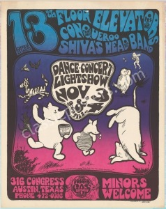 November 2019 Psychedelic Poster Auction