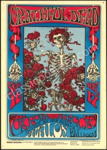 February 2017 Psychedelic Poster Auction